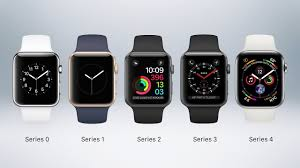 Die Evolution der Apple Watch