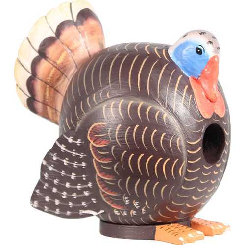 Turkey Gord-o Bird House