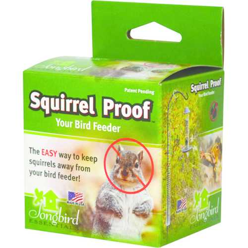 Squirrel Proof Spring 2