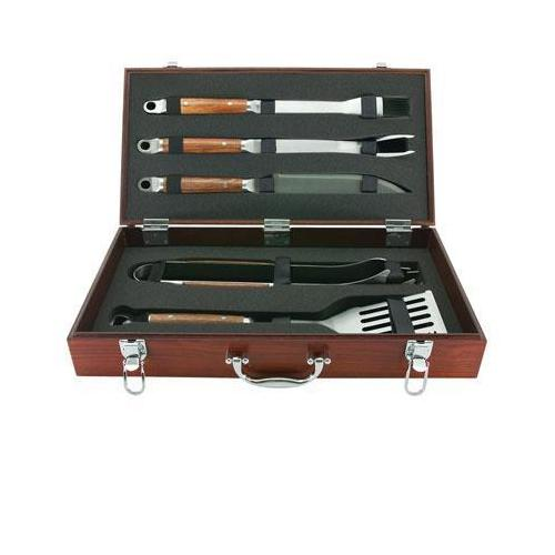 Pd Forged 5pc Set Wood Case