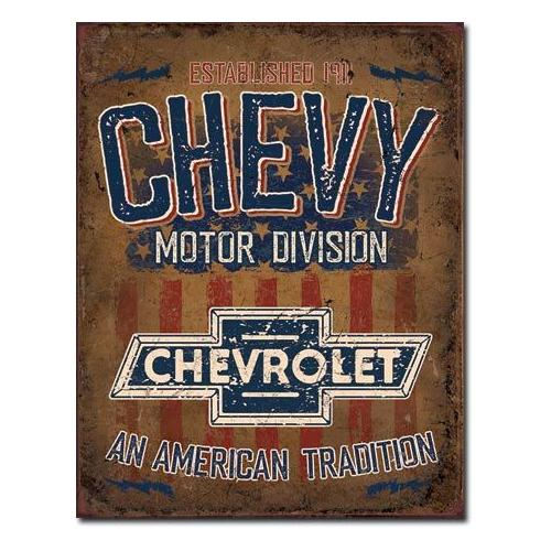 "CHEVY  ""Ameican Tradition"""