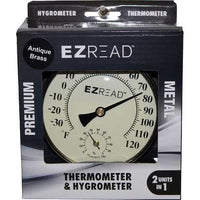 Thermometer Hygrometer Combo