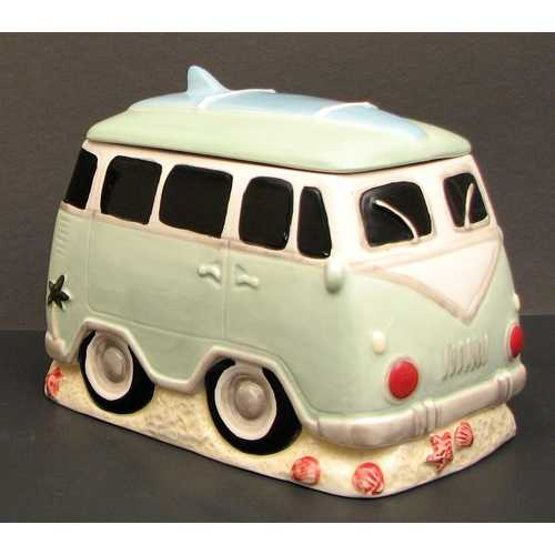 Surfer Van Cookie Jar