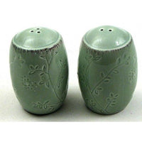Leaf Salt and Pepper Set