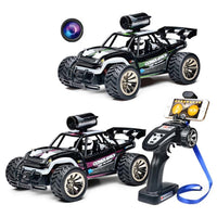 1:16 scale 2.4G High Speed Remote Control RC car BG1516 WIFI FPV racing car with camera buggy off load car