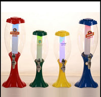 1.5 L beer dispenser beer tower  brasil cerveja with Led light
