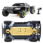 1/5 Scale Rofan Rovan LT 360 36CC 2T Gasoline Engine Two 55KG Servo with Walbro 1107 4WD RC Truck