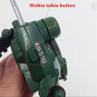1 Pair Watches Walkie Talkie 7 in 1 Children Watch Radio Outdoor Interphone Toy For Children Gift Parent-child Interaction Game