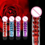 1 Pcs Waterproof Multi- Speed Dildo Vibrator Cilt Vibrators Penis Vibrator Sex Products Vibrator Adult Sex Toys For Woman