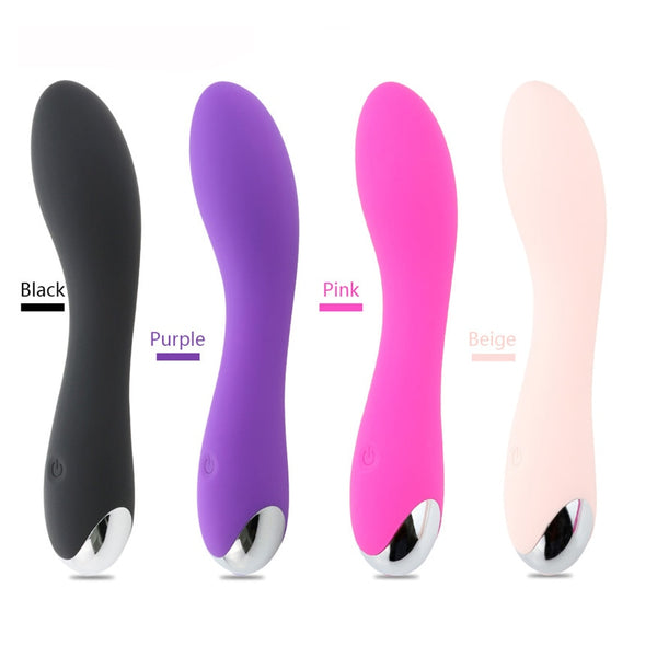 10 Vibration Frequency Clitoral Vibrator Dildo Ergonomic Design Waterproof Female Mute Masturbator Adults Sex Toys For Woman