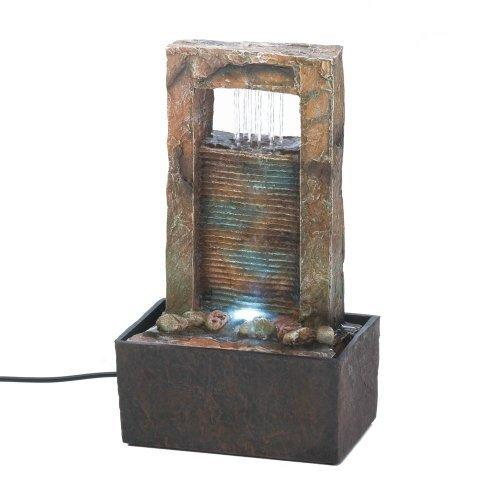 Cascading Water Tabletop Fountain (pack of 1 EA)