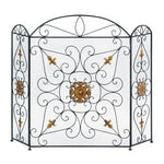 Splendor Fireplace Screen (pack of 1 EA)