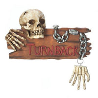 Skeleton Door Knocker (pack of 1 EA)