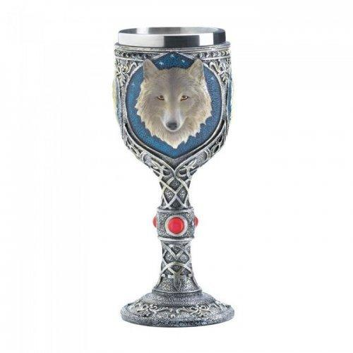 Timber Wolf Goblet (pack of 1 EA)