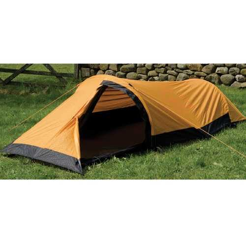 Snugpak Journey Solo Tent - Sunburst Orange