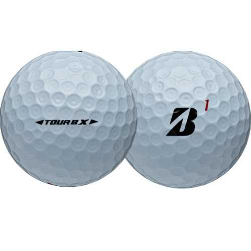 Bridgestone Tour B X Golf Balls-Dozen White