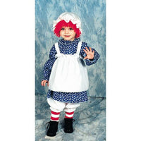 RAGGEDY ANN TODDLER 2 TO 4