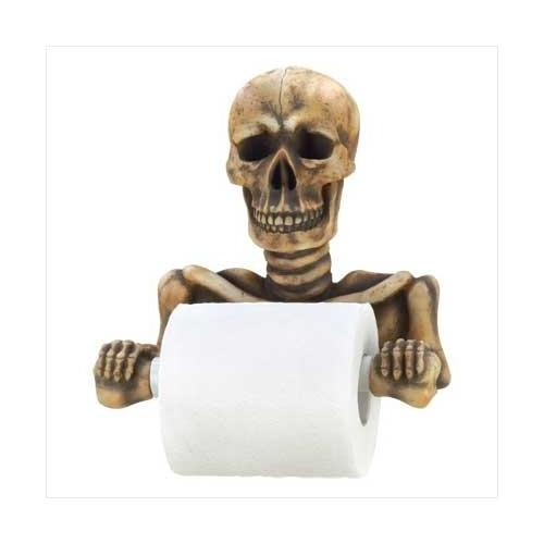 Spooky Toilet Paper Holder (pack of 1 EA)