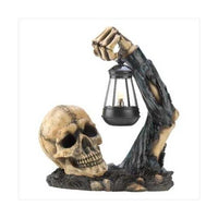 Sinister Skull With Lantern (pack of 1 EA)