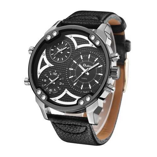 Work-dials Military Style Men Watch