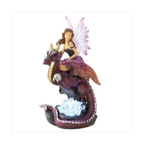 Dragon Rider Figurine (pack of 1 EA)