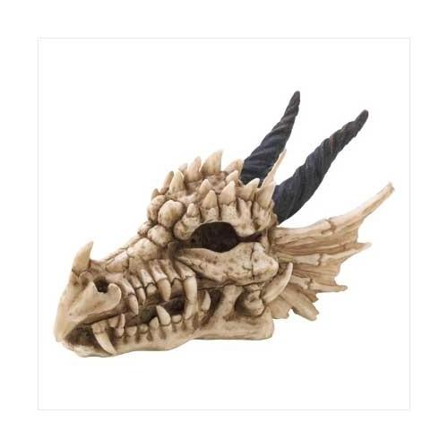 Dragon Skull Treasure Box (pack of 1 EA)