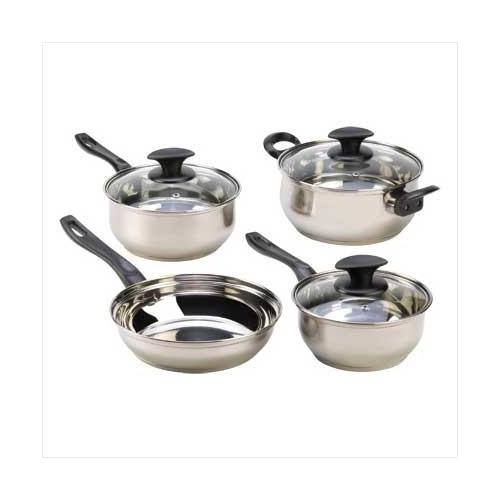 Culinary Essentials Cookware (pack of 1 SET)