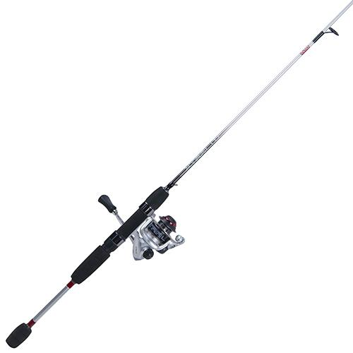 "Xtralite Spinning Combo 5.2:1 Gear Ratio, 3+1 Bearings, 4'6"" 1pc Rod, 2-6 lb Line Rate, Ambidextrous"