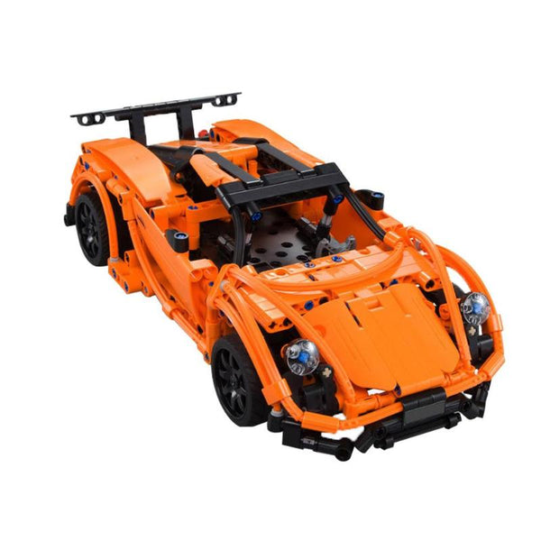 2.4Ghz Kids Technic Racing Car Model Toy RC Car Building Blocks Toys for Children Birthday Christmas Gift Defender RC Car Model