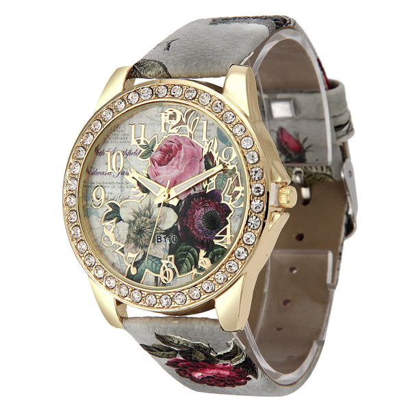 2016 New Arrival Top Selling Fashion Women's Watch High Quality Reloj Mujer Bohemia Ladies Watch