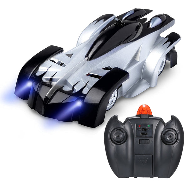 2018 New RC Wall Climbing Car Remote Control Anti Gravity Ceiling Racing Car Electric Toys Machine Auto Gift for Children RC Car