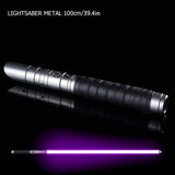 Star Wars Lightsaber Metal Sword Laser Flashing