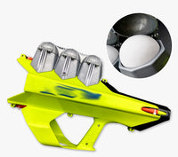 Snow Ball Launcher Winter Snow Ball Family Fights Game Toys Pistol Gun Nice Gifts for Kids
