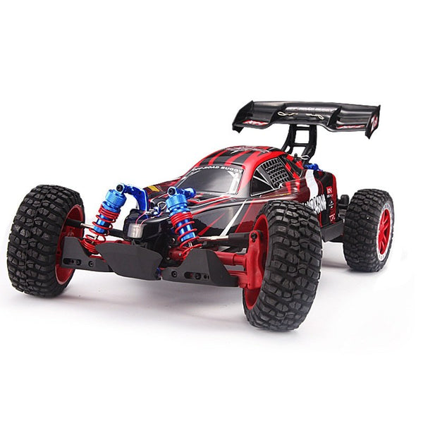 2018 new 1/8 Brushless 2.4G 4WD RC Electric Radio control top speed racing truck Off Road car Confrontation desert dune buggy