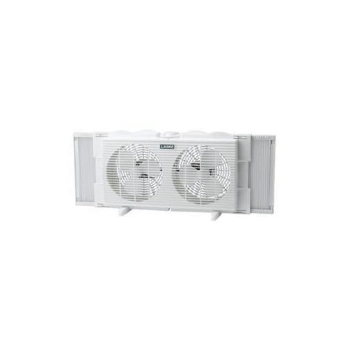 "7"" Twin Window Fan 2 Speed"