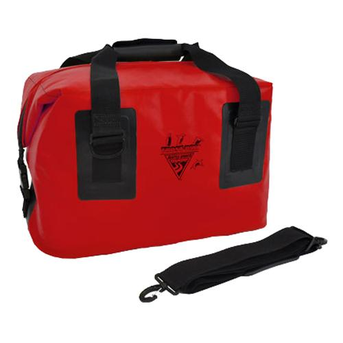 Frost Pak 44 Quart Zip Top Cooler Red