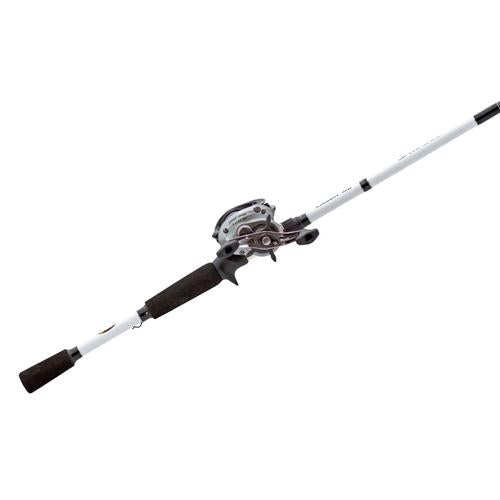 "Laser MG Baitcast Combo 6'6"", 7+1 Bearings, 6.4:1 Gear Ratio, Medium/Heavy Power"