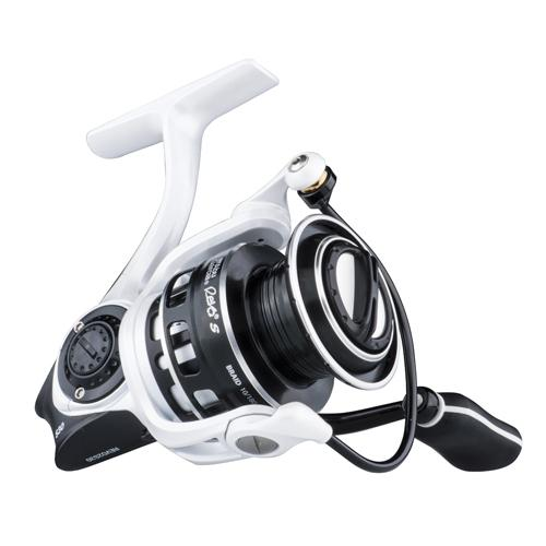 "Revo S Spinning Reel 10, 6.2:1 Gear Ratio, 8 Bearings, 30"" Retrieve Rate 10lb Max Drag, Ambidextrous"