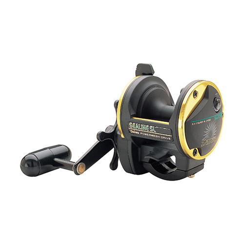Sealine SL-H Saltwater Conventional Reel Size 30, 6.1:1 Gear Ratio, 4BB Bearings