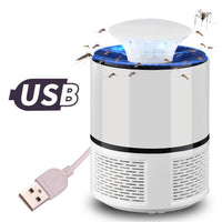 USB Electronics Mosquito Killer Trap Moth Fly Wasp OR 110V/220V
