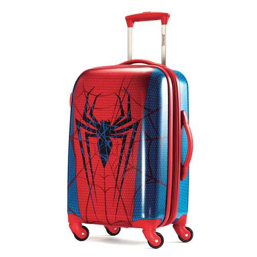 American Tourister Collection Spinner Carry-On - 20 Inches - Marvel Spider-Man