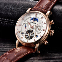 Full-automatic Mechanical Luxury Multifunctional