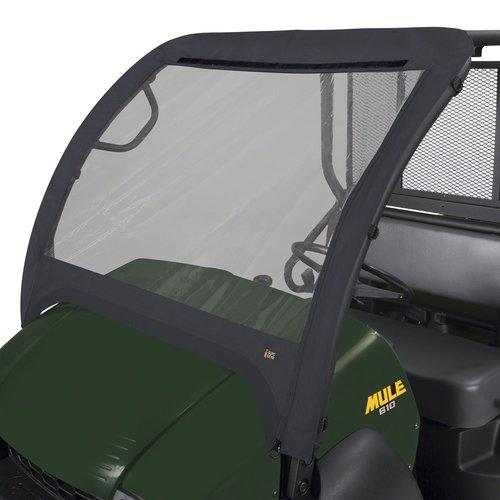 Classic UTV Front Windshield - Kawasaki Mule 600 and 610