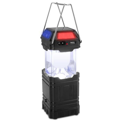 Mighty Bright 3-in-1 Rechargeable Solar LED Lantern, Spot Light & Flashlight