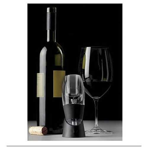 Wine Aerator by the Glass