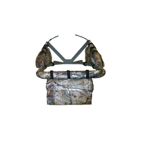 Weathershield Side Bags Clear Cut Camo