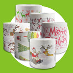 5 Colors Christmas Printing Paper Toilet Tissues Novelty Roll Toilet Paper Christmas decoration for Home Wholesale