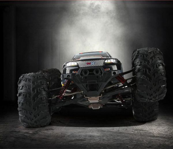 50KM/H Racing Remote Control Car 2.4G 1/10 High Speed  Off-Road Truck Four-Wheel Drive Monster RC Car Model RTR VS 10428 94166