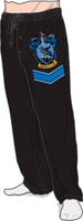 Harry Potter Hogwarts Ravenclaw Crest Sleep Lounge Pants