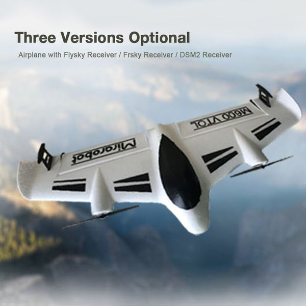 600mm Wingspan Remote Control Glider Fixed Wing Frsky Flysky  DMS2 Receiver EPO RC Airplane Aircraft